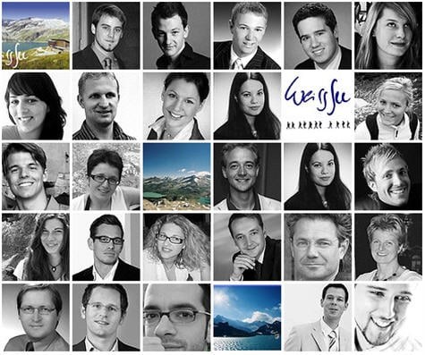 16 Ideendesigner aus 5 Ländern
