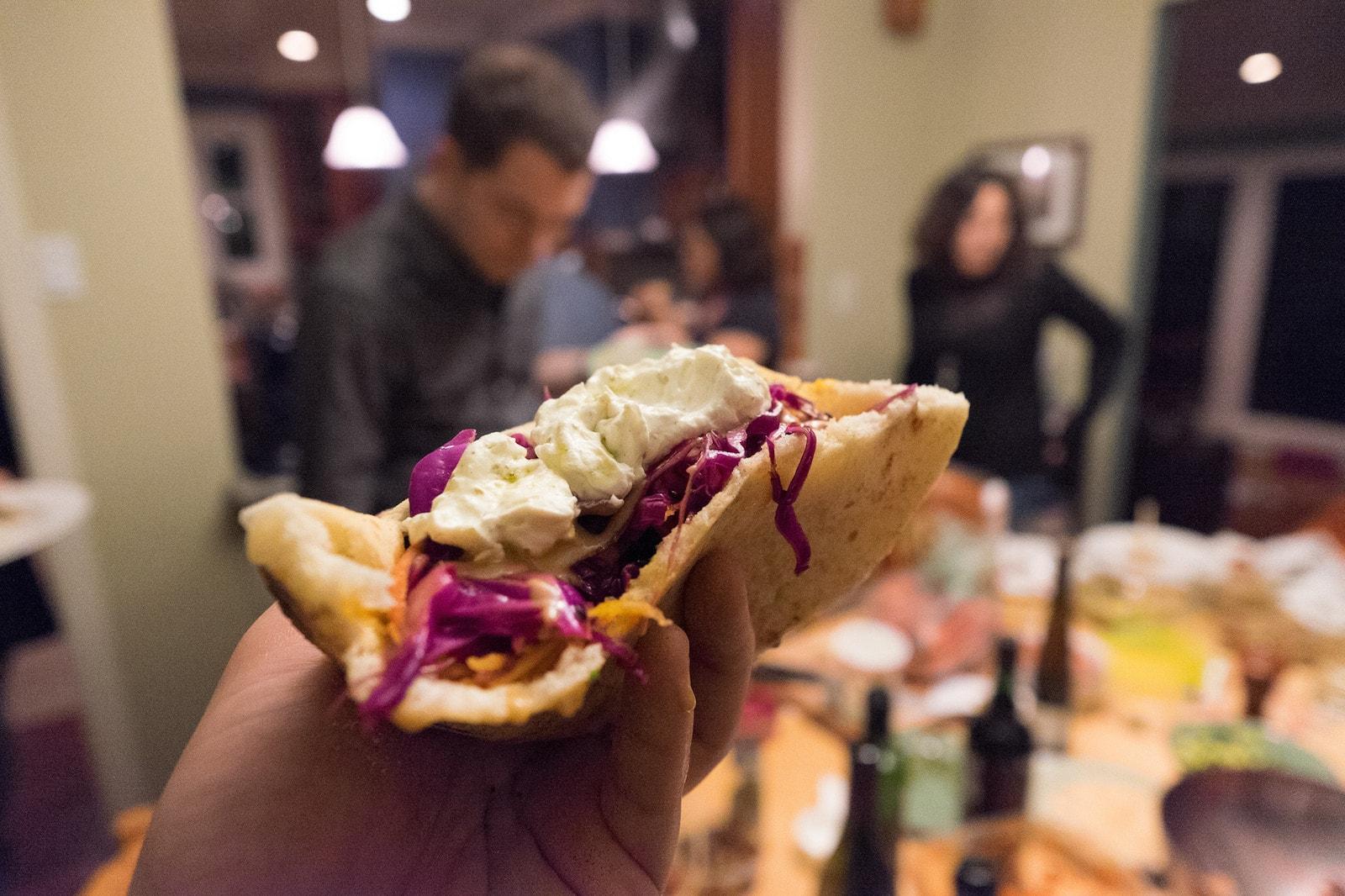 Das Airbnb für regionales Essen. – AirBites überrollt die Gastronomie.