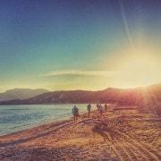 Aufbrechen – Paradise Beach
