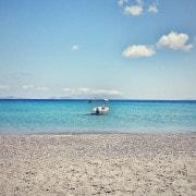 Der Strand vor deinem Appartment