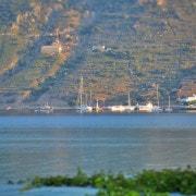 Der kleine Hafen von Kefalos