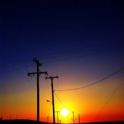Sonnenuntergang Kefalos