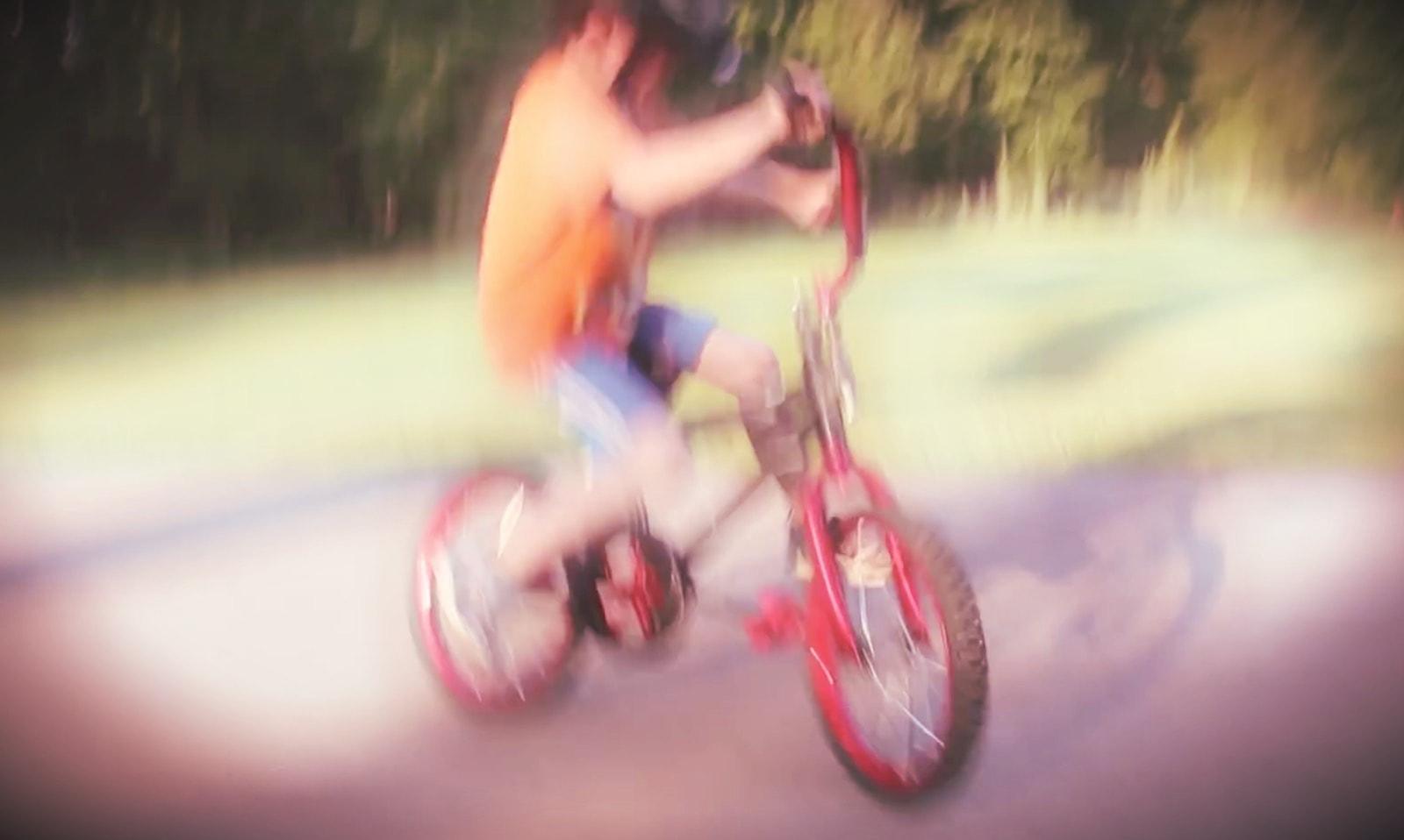 Gewohnheiten, Denkmuster und ein verkehrtes Fahrrad.