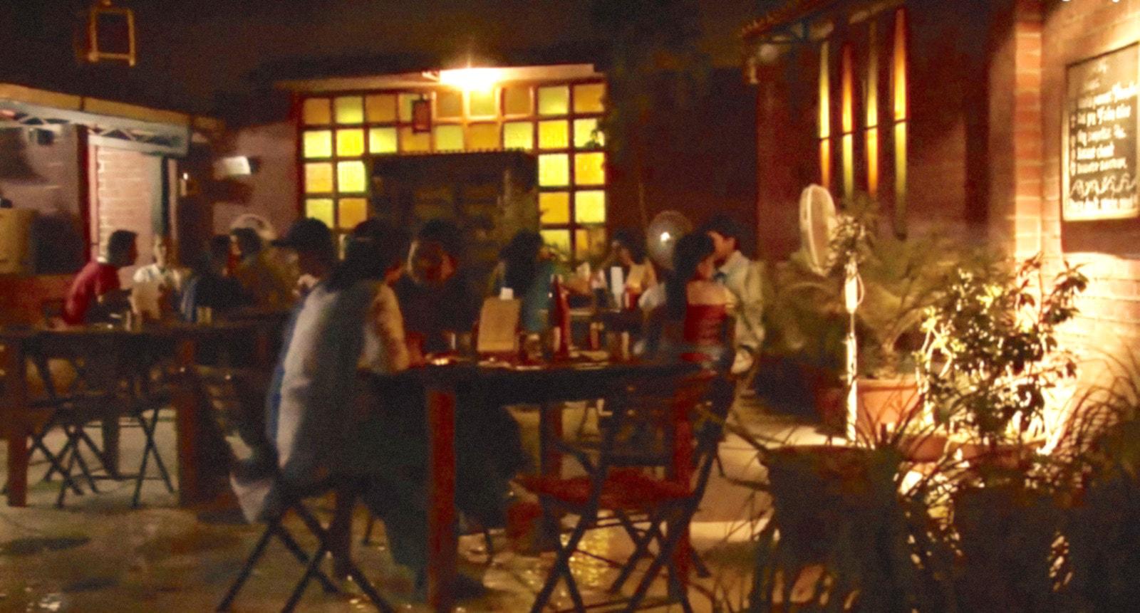 Im Seva Cafe ist jedes Essen ein Geschenk. Über Geben, Erwartungen und Vertrauen.