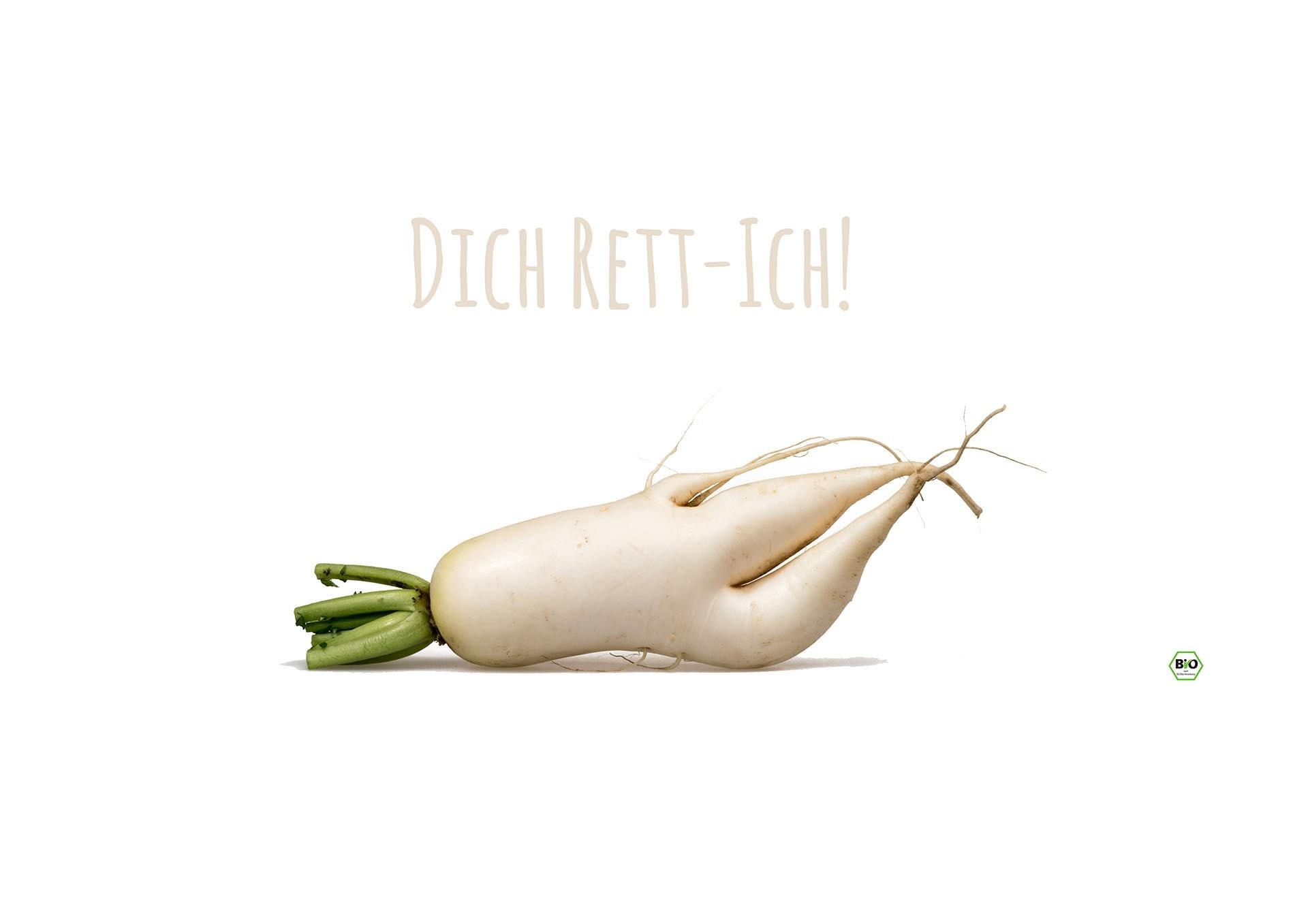 ETEPETETE – Die Abokiste die schräges Gemüse vor dem Müll rettet.