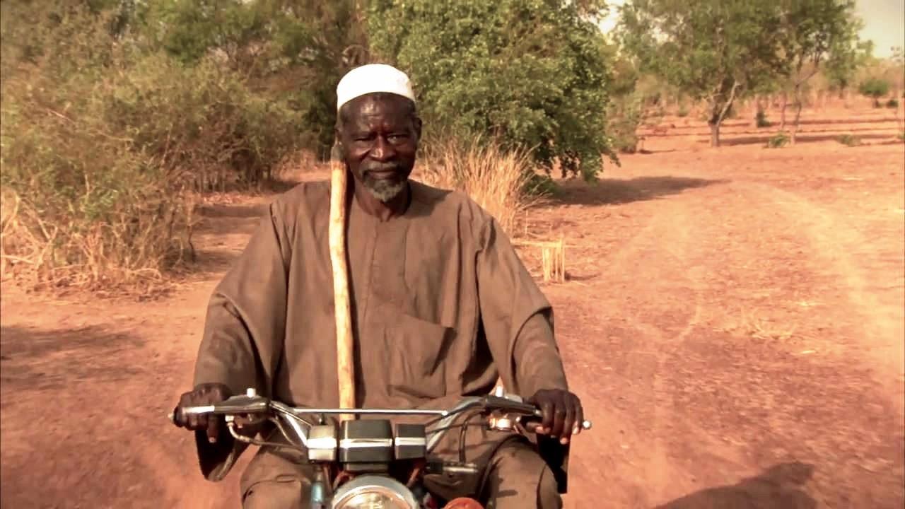 Der Mann, der die Wüste aufhielt.