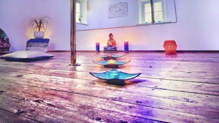 ... Yoga & Meditationen erleben...