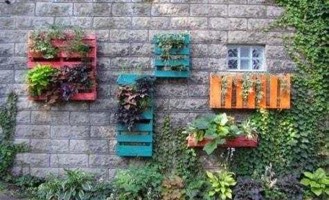 Ein Letztes Mal Paletten Und Blumen Via Ecosalon