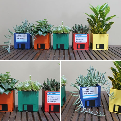 kaufen für die mülltonne? - 80 kreative upcycling-ideen - Upcycling Ideen Garten