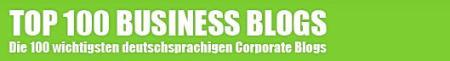 Top Business Blogs und ein paar Gedanken