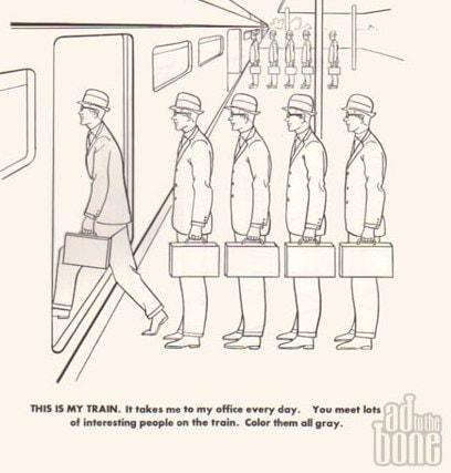 Das Manager-Malbuch