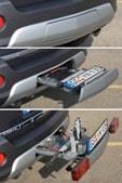Der Fahrradträger aus der Schublade