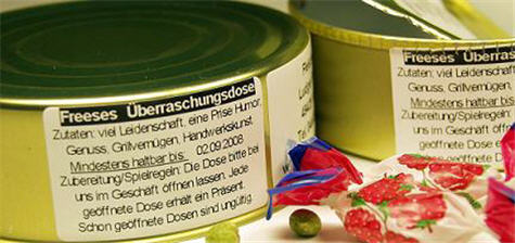 Ueberraschungsdose Ludger Freese