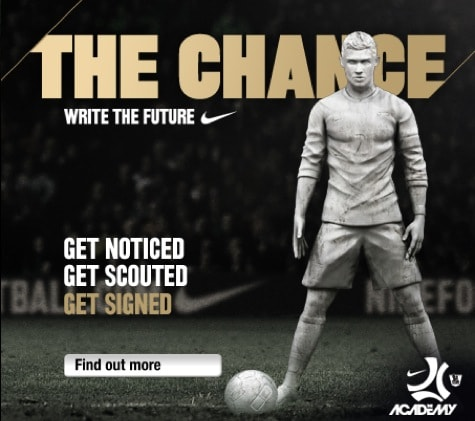 how to get scouted for football