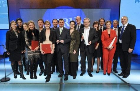 Gewinner PRVA Staatspreis 2009