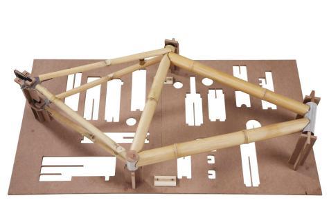 Diy Fahrrad Das Bambus Bike Zum Selberbauen Anders Denken