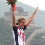 Kristin Armstrong - Olympiasiegerin