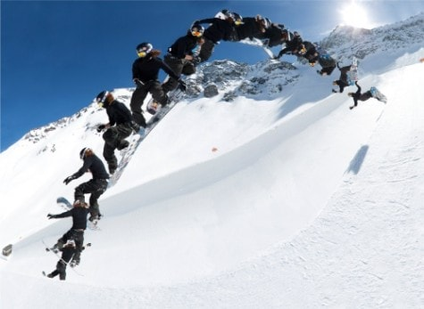 Shaun White (Red Bull Photofiles)