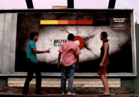 Mitmach-Werbeplakat