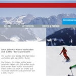 User generated advertising Horror der Zillertal Werbung